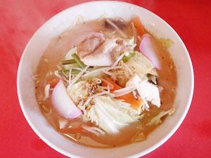 天津ラーメン チャンポン