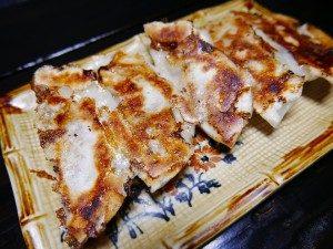 居酒屋食堂ふじ 餃子(5個)