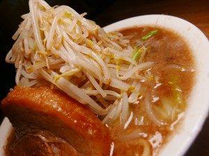 白龍 ばさろう麺(野菜大大)
