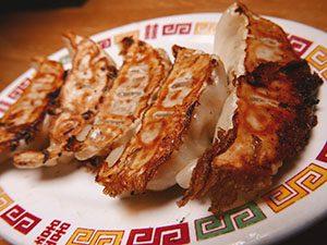 白龍餃子(5個)