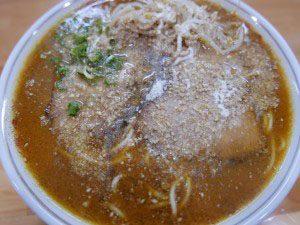 麺処 聖 カレーラーメン