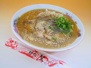 麺処 聖 テイクアウト(盛付け例)