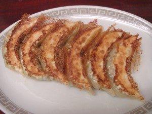 中華料理 山海楼 餃子
