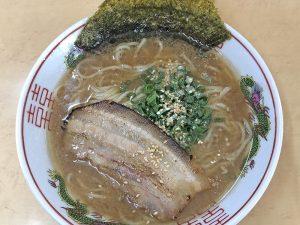 三男坊 池田店 らー麺 600円