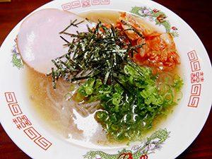 ら~めんRisa・うまいもん通り店 韓国冷麺
