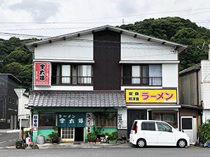 金太郎 店舗外観